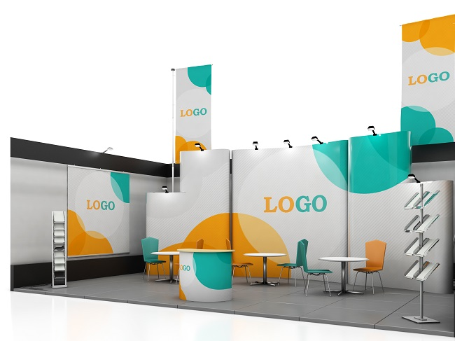 Exhibition Booth Number : Making heads turn with exhibition booth design superior expo