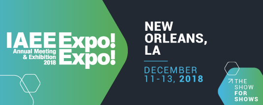 Join Us At Expo! Expo! IAEE's Annual Meeting & Exhibition!