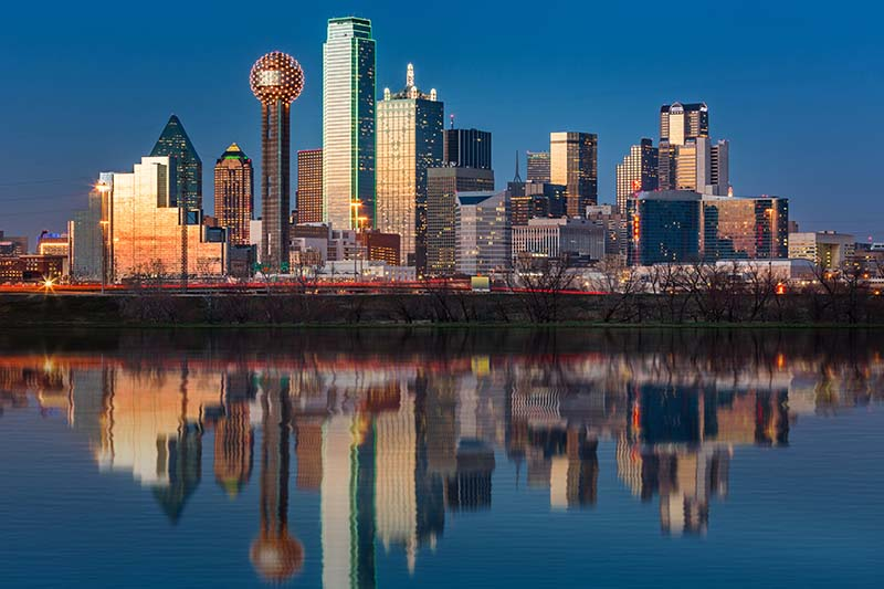 Dallas is Ranked a Top 5 Meeting Destination