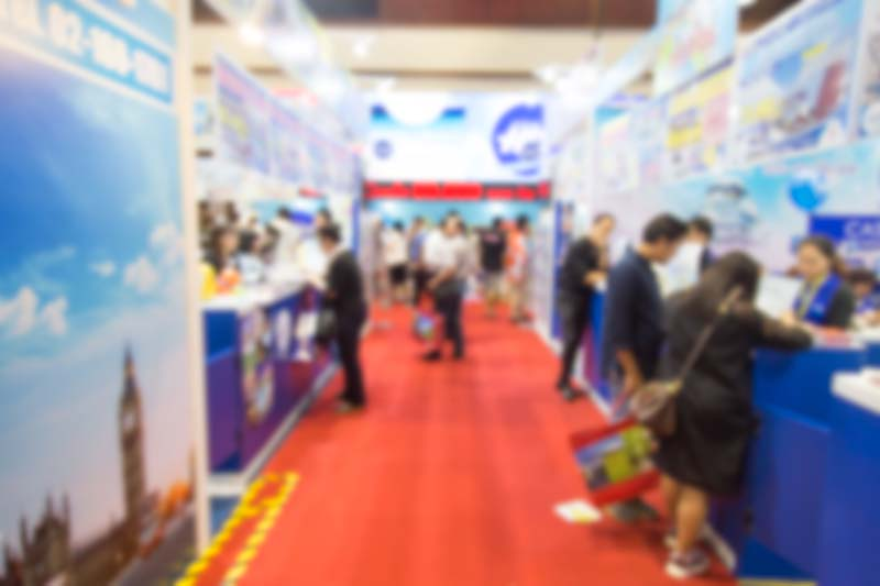3 Basic Design Elements for Trade Show Displays