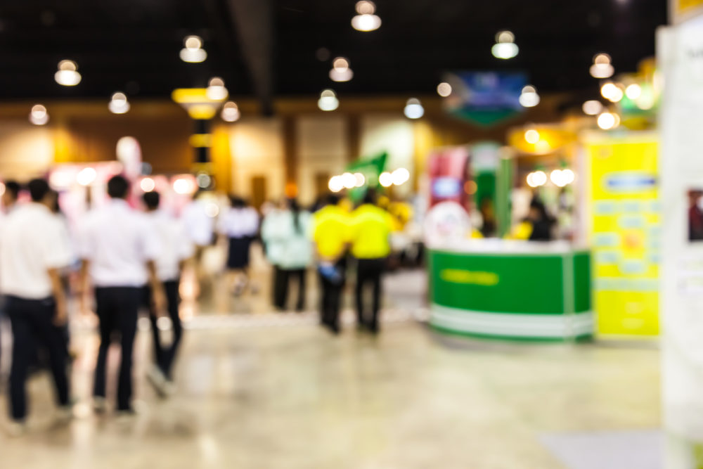 Top 3 Booth Design Tips from the Brand Pros