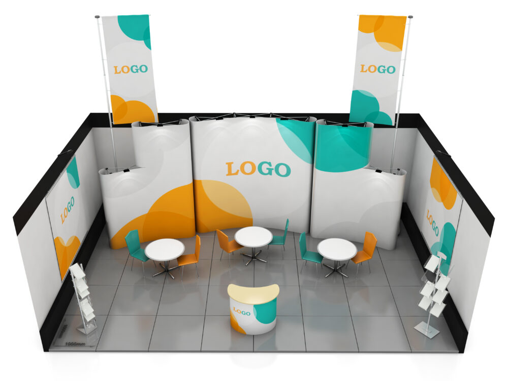 5 Tips to Design Your Trade Show Booth